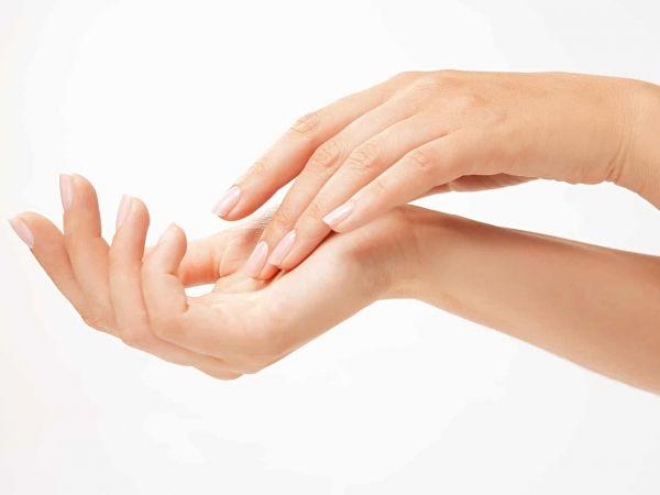 Käsi ja jalkahoito